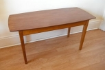 ARTHUR BASIL REYNOLDS WALNUT COFFEE TABLE