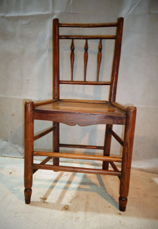 ARTS & CRAFTS PHILIP CLISSETT of BOSBURY VICTORIAN VERNACULAR CHAIR
