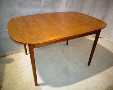 RETRO KOFOD LARSEN for G PLAN TEAK DINING TABLE