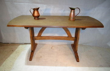 ANTIQUE COTSWOLD SCHOOL TABLE